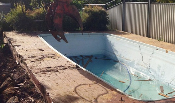 Blacktown Pool Removal
